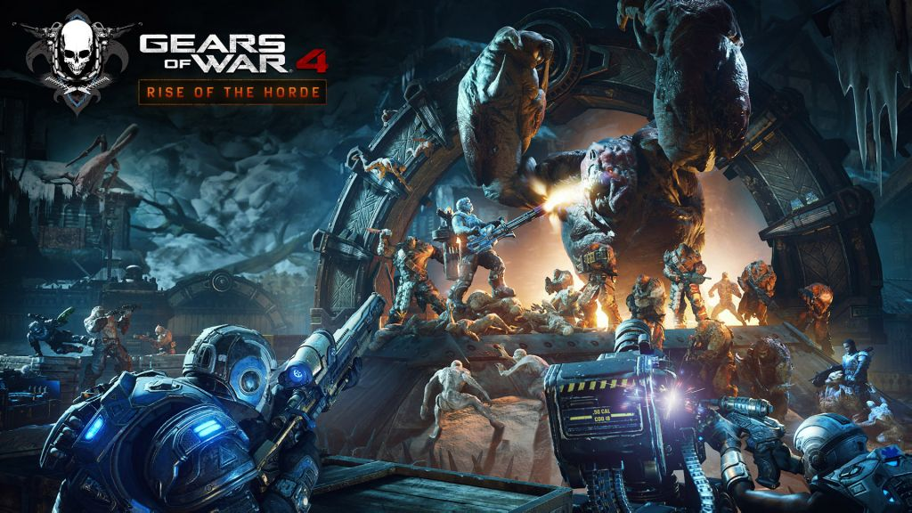 Gears Of War 4: Rise Of The Horde