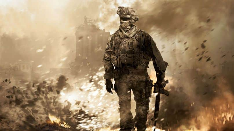 Call Of Duty: Modern Warfare 2 Remastered, Senza Multiplayer.