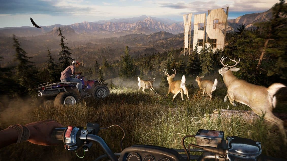Far Cry 5, Nuovo Trailer In Live Action