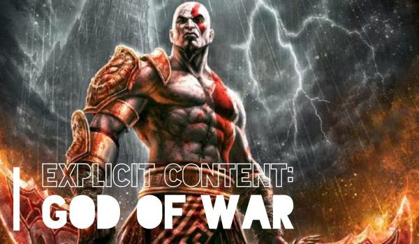 Explicit Content : La Storia Di God Of War 2 - Hynerd.it