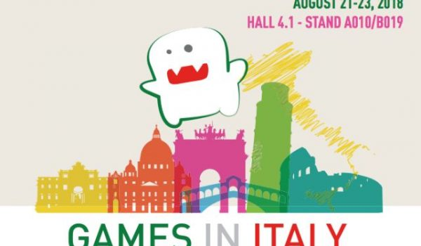 Games In Italy Ancora Protagonista Alla Gamescom 2018 4 - Hynerd.it