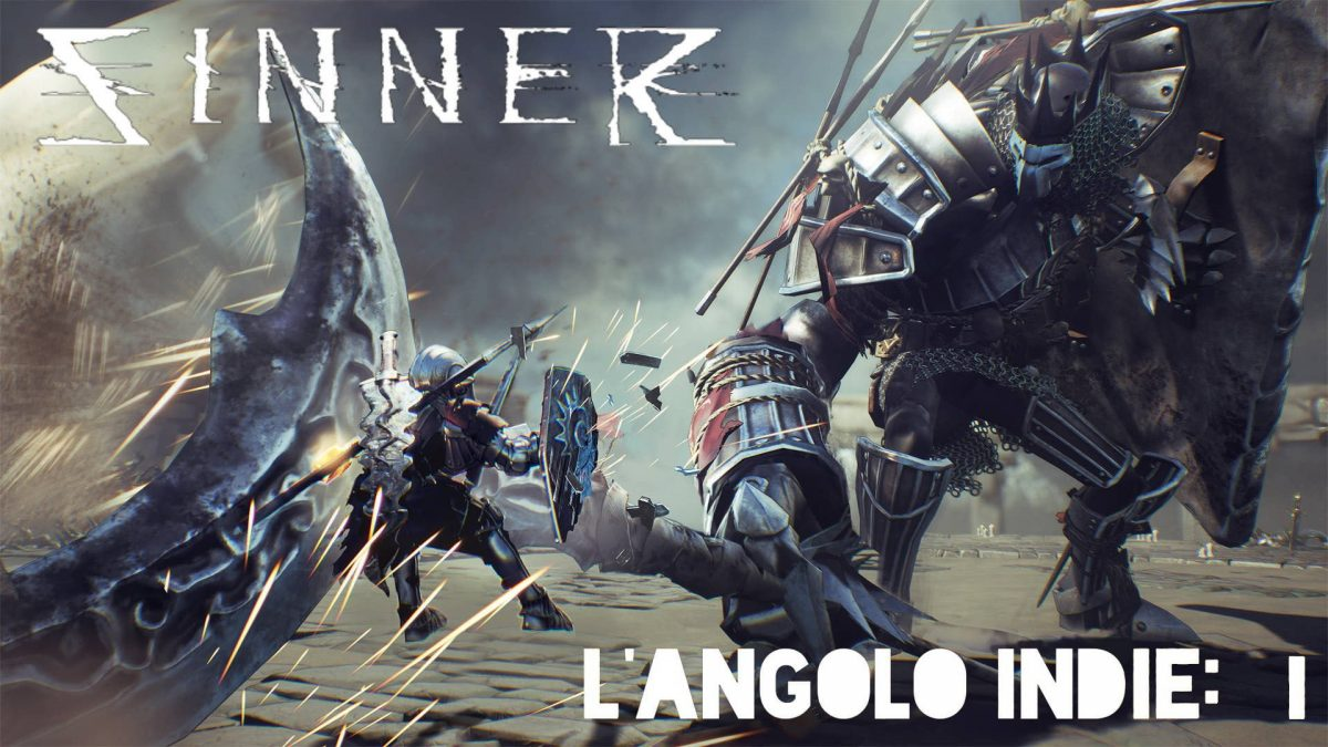 L'Angolo Indie- Sinner: Sacrifice For Redemption Recensione