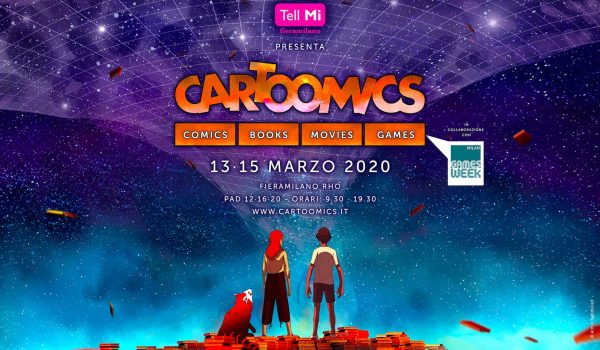 In Arrivo Al Cartoomics 2020 Gli Esport 18 - Hynerd.it
