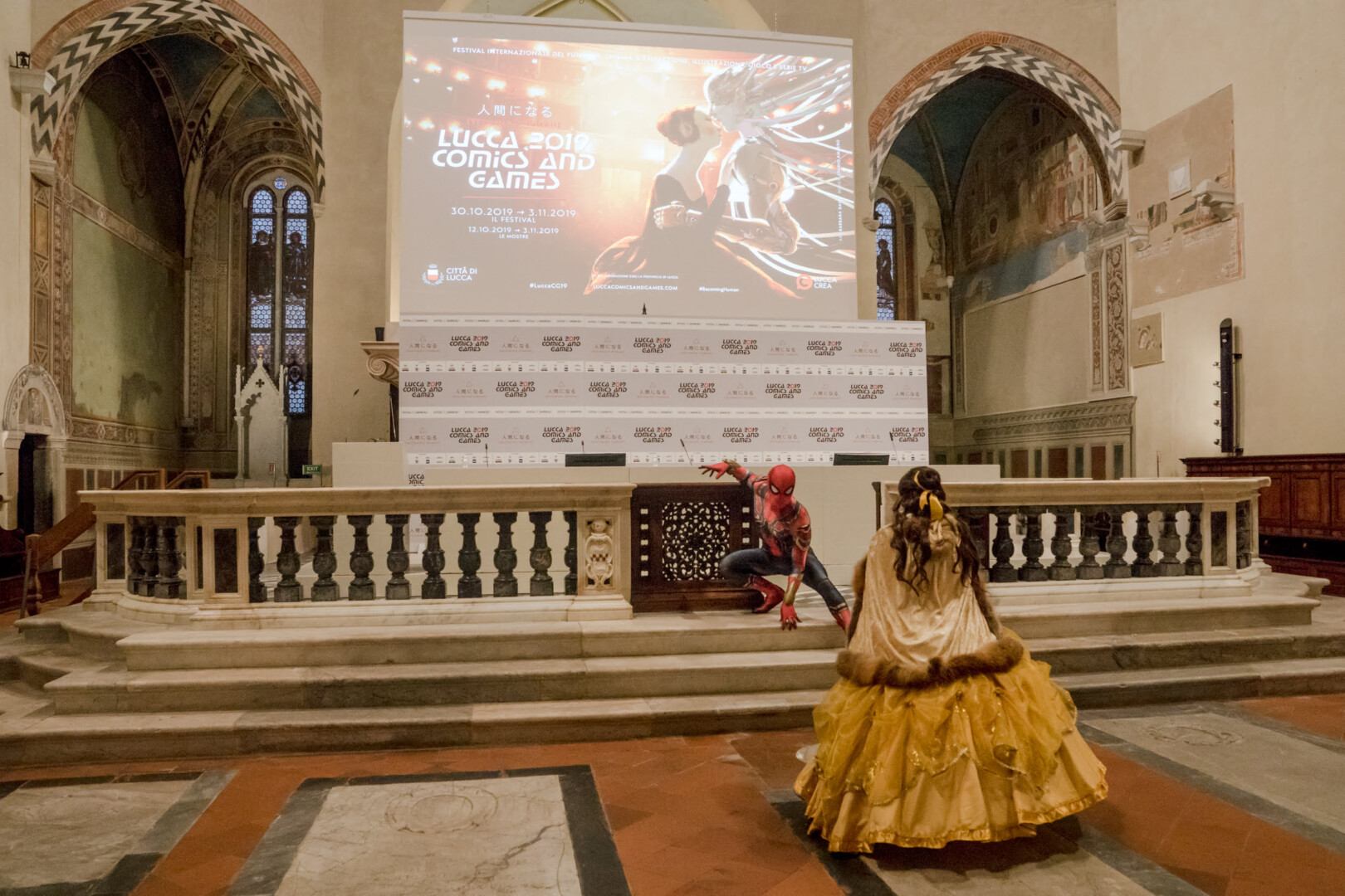 Lucca Comics &Amp; Games 2020 Cambia Data E Si Fa In Quattro! 7 - Hynerd.it
