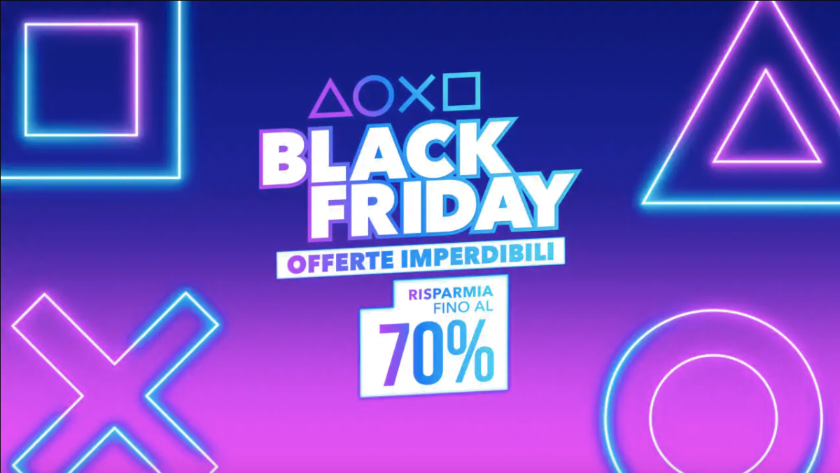 Playstation Store – Top 5 Acquisti Cyber Monday