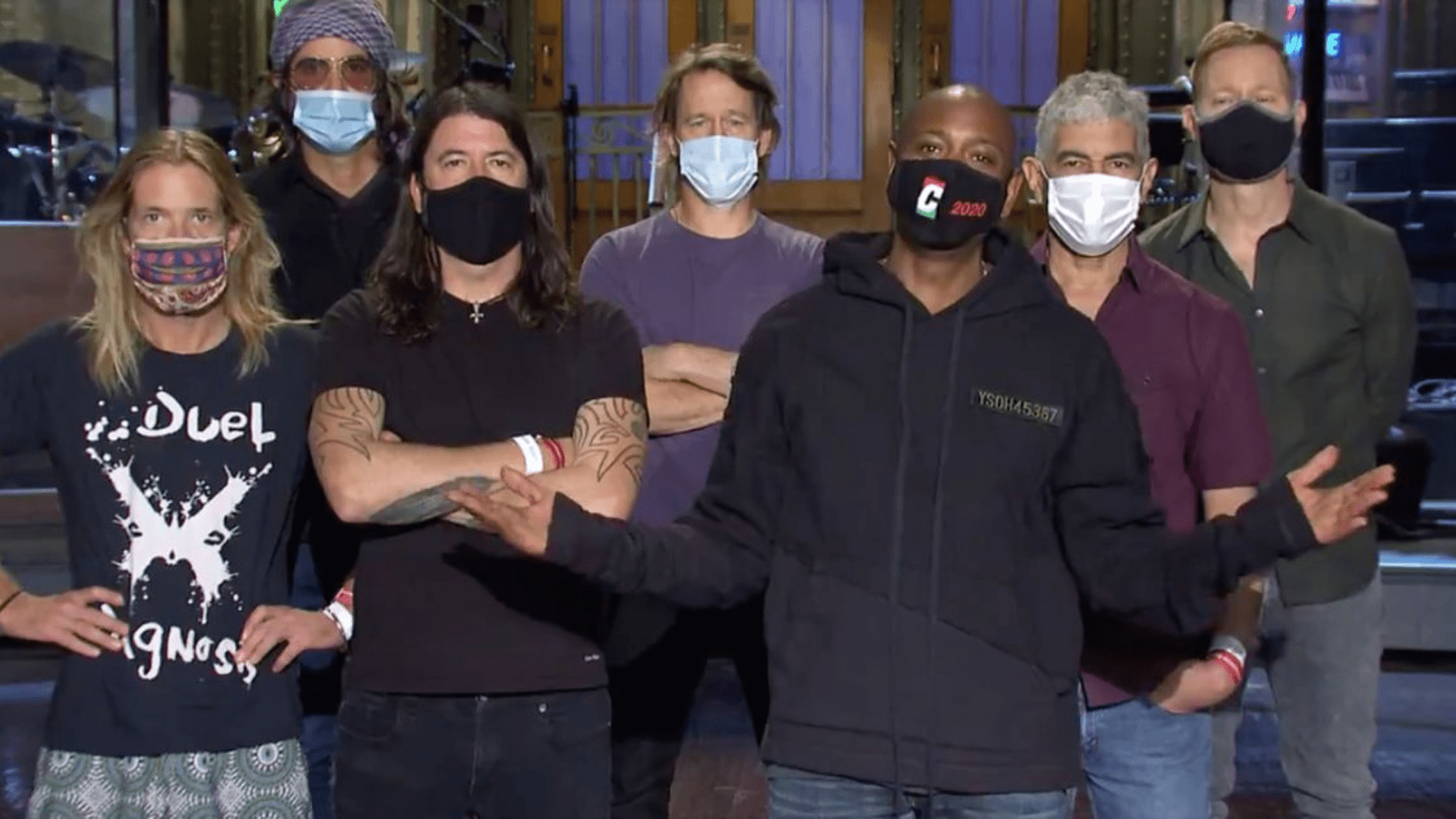 """Dga 2021 - Don Roy King - Saturday Night Live, """"Dave Chappelle; Foo Fighters"""""""