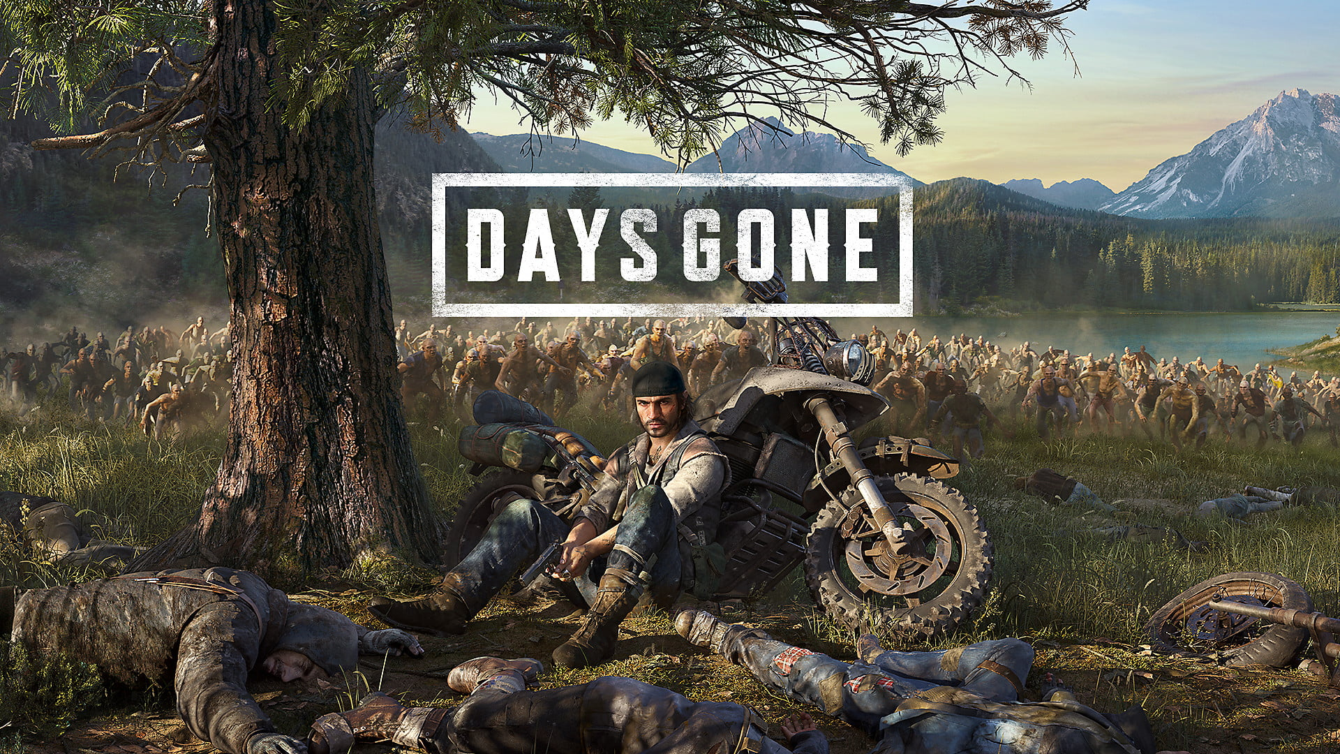 Days Gone - Ps Plus