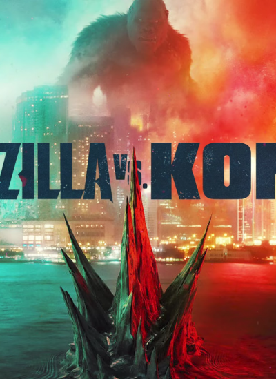 Godzilla Vs Kong #Movieoftheweek