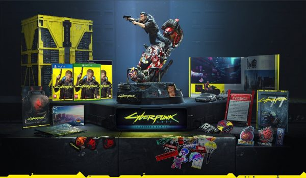 L'Angolo Del Collezionista - Gears 5, La Collector'S Edition: Jack Drone E Cyberpunk 2077 Collector'S Edition 7 - Hynerd.it