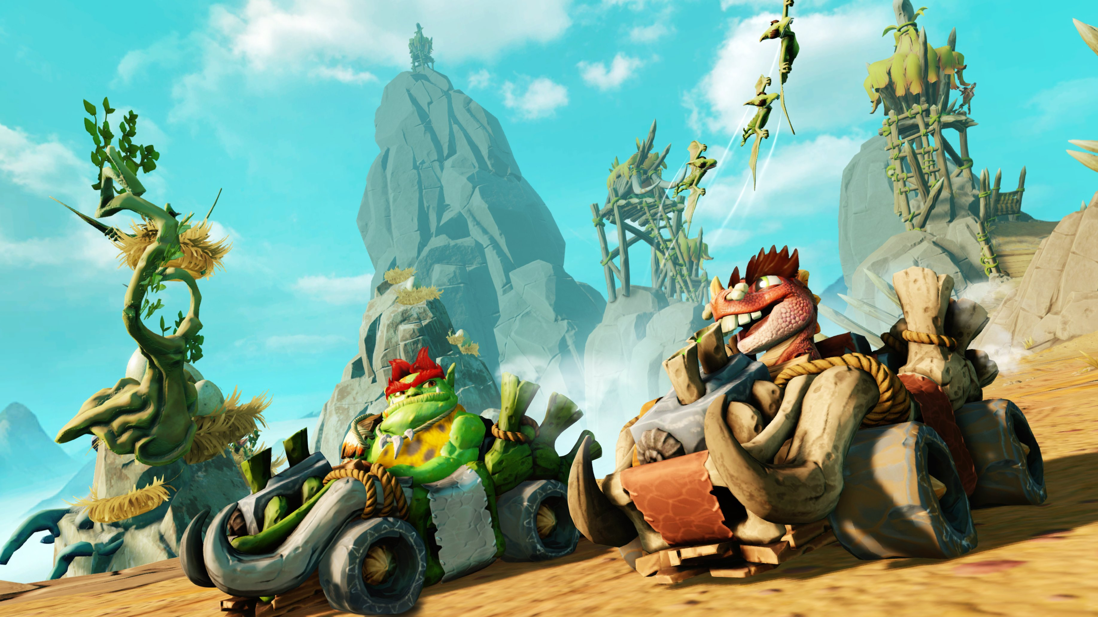 "Crash Team Racing Nitro-Fueled Annuncia ""Back N. Time"" Nel Prossimo Grand Prix! 2 - Hynerd.it"