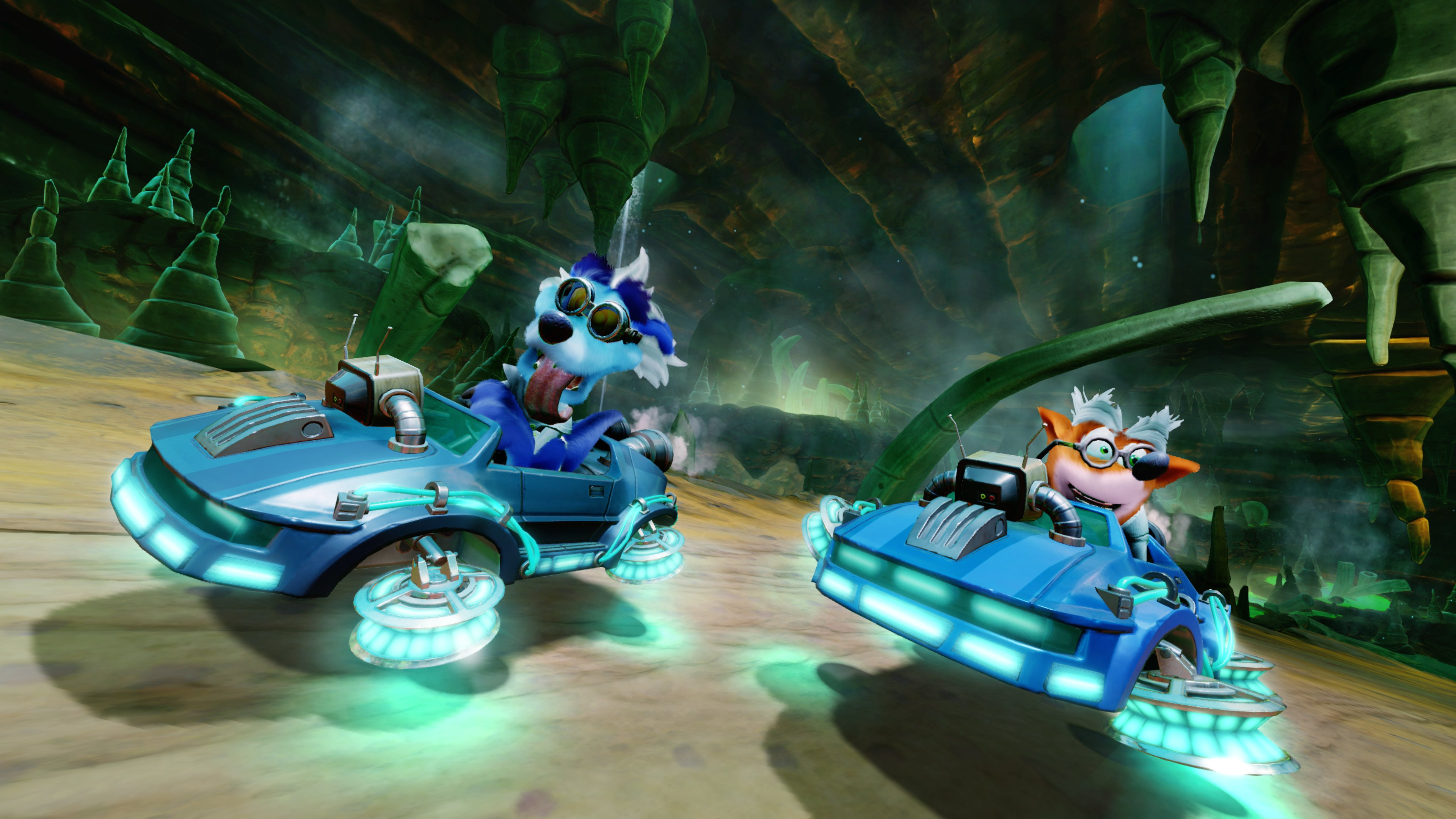 "Crash Team Racing Nitro-Fueled Annuncia ""Back N. Time"" Nel Prossimo Grand Prix! 3 - Hynerd.it"