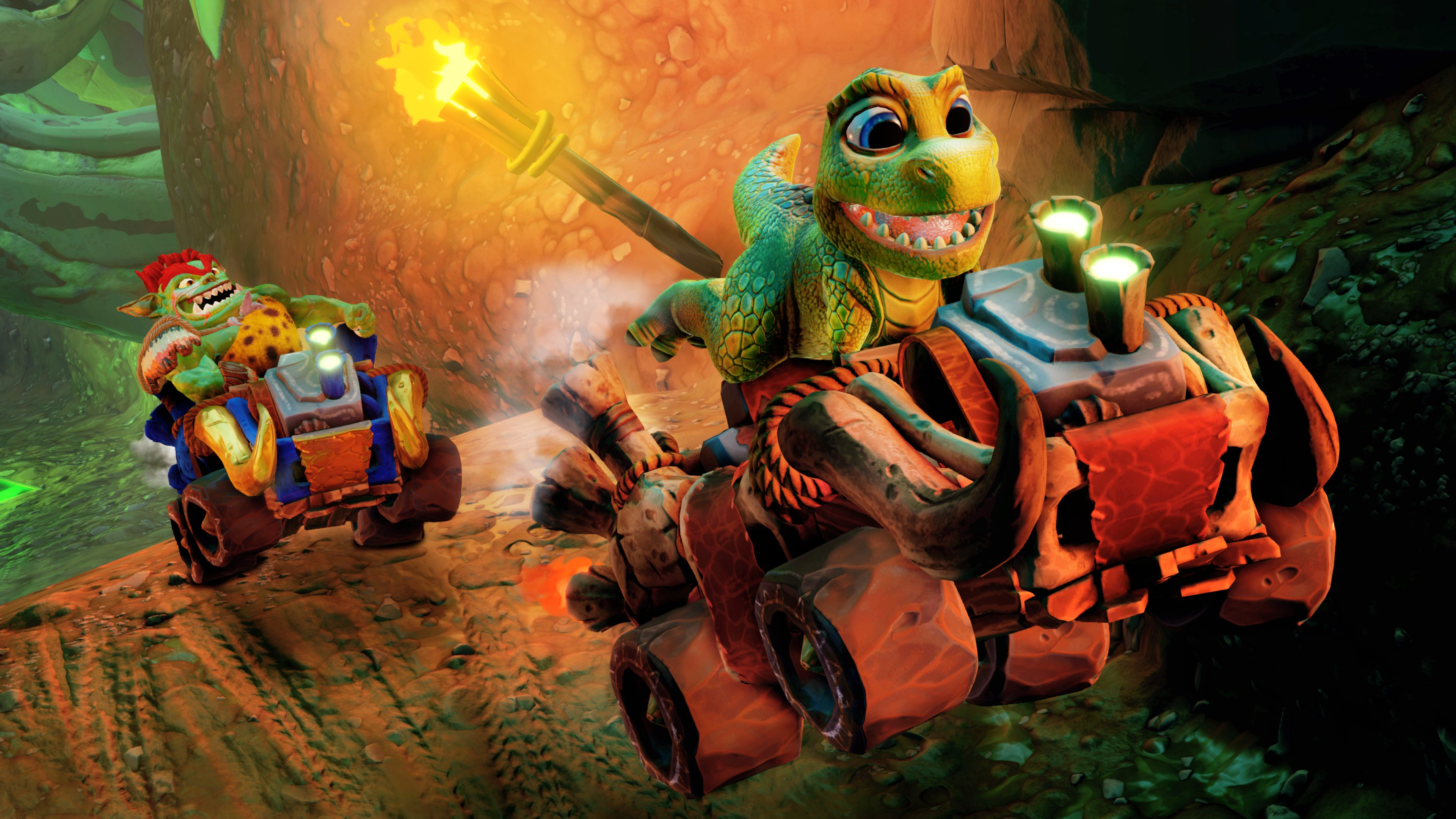 "Crash Team Racing Nitro-Fueled Annuncia ""Back N. Time"" Nel Prossimo Grand Prix! 6 - Hynerd.it"