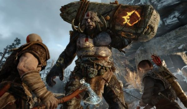 Multiplayer God Of War