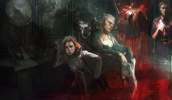 Remothered Going Porcelain