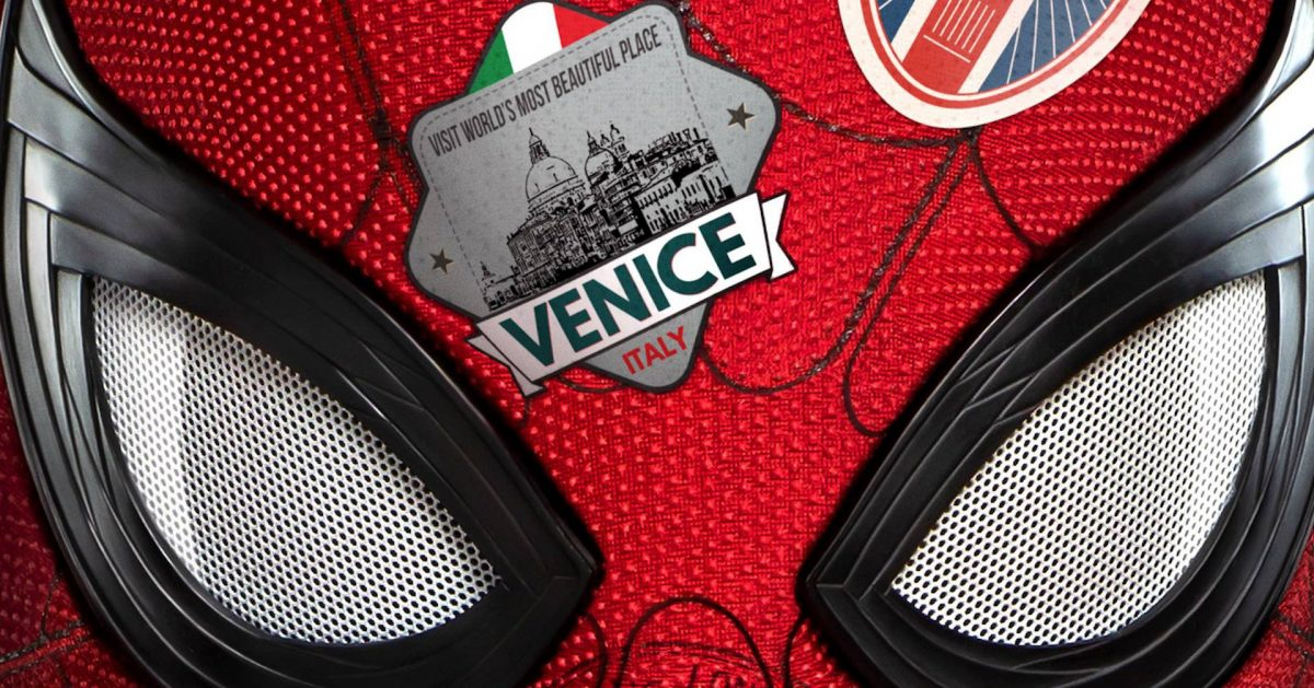 Spider-Man: Far From Home – Una Foto Ufficiale Dal Set Mostra Peter Assieme Mysterio