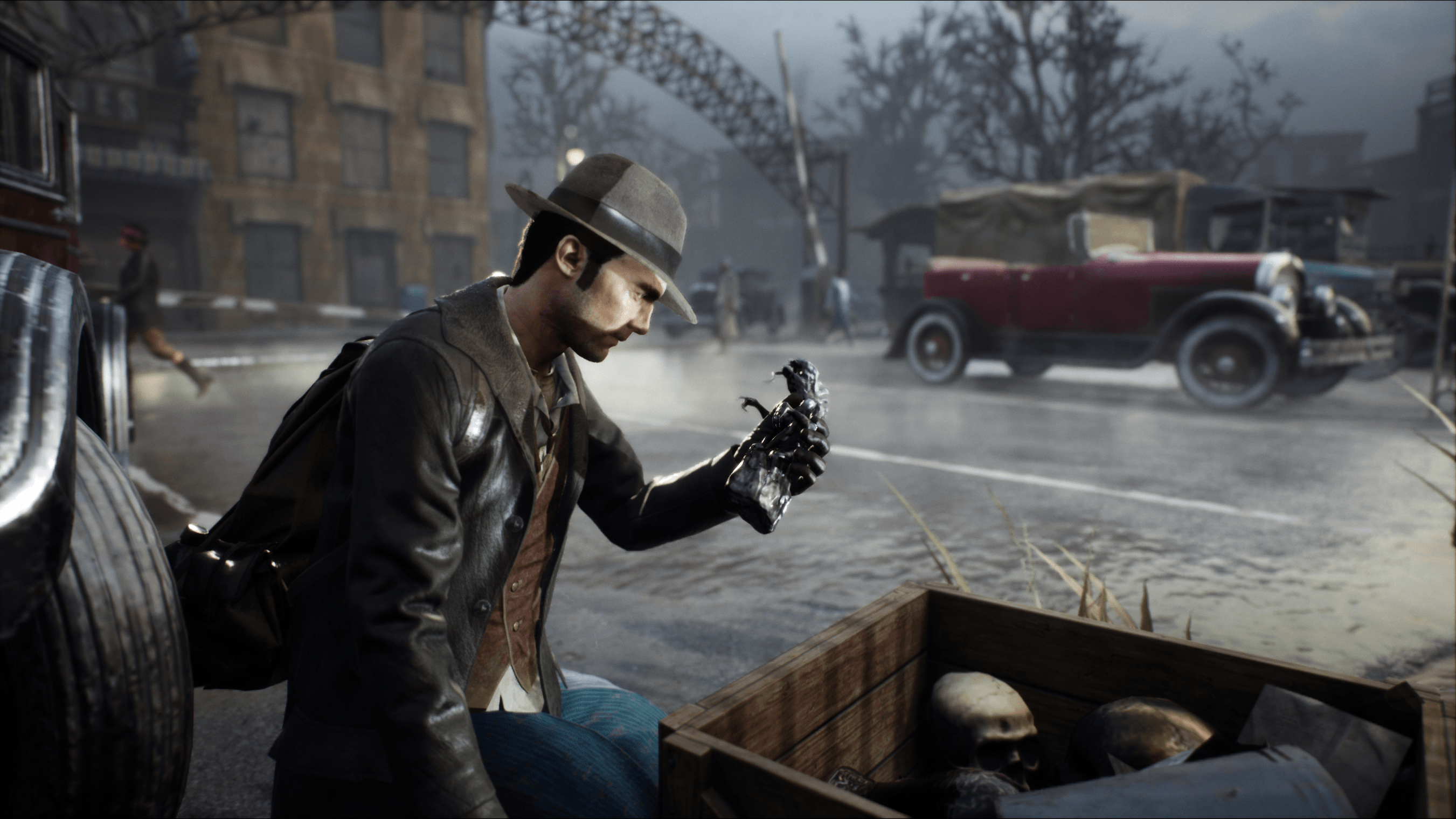 The Sinking City – &Quot;A Delicate Matter&Quot; Gameplay Trailer 5 - Hynerd.it