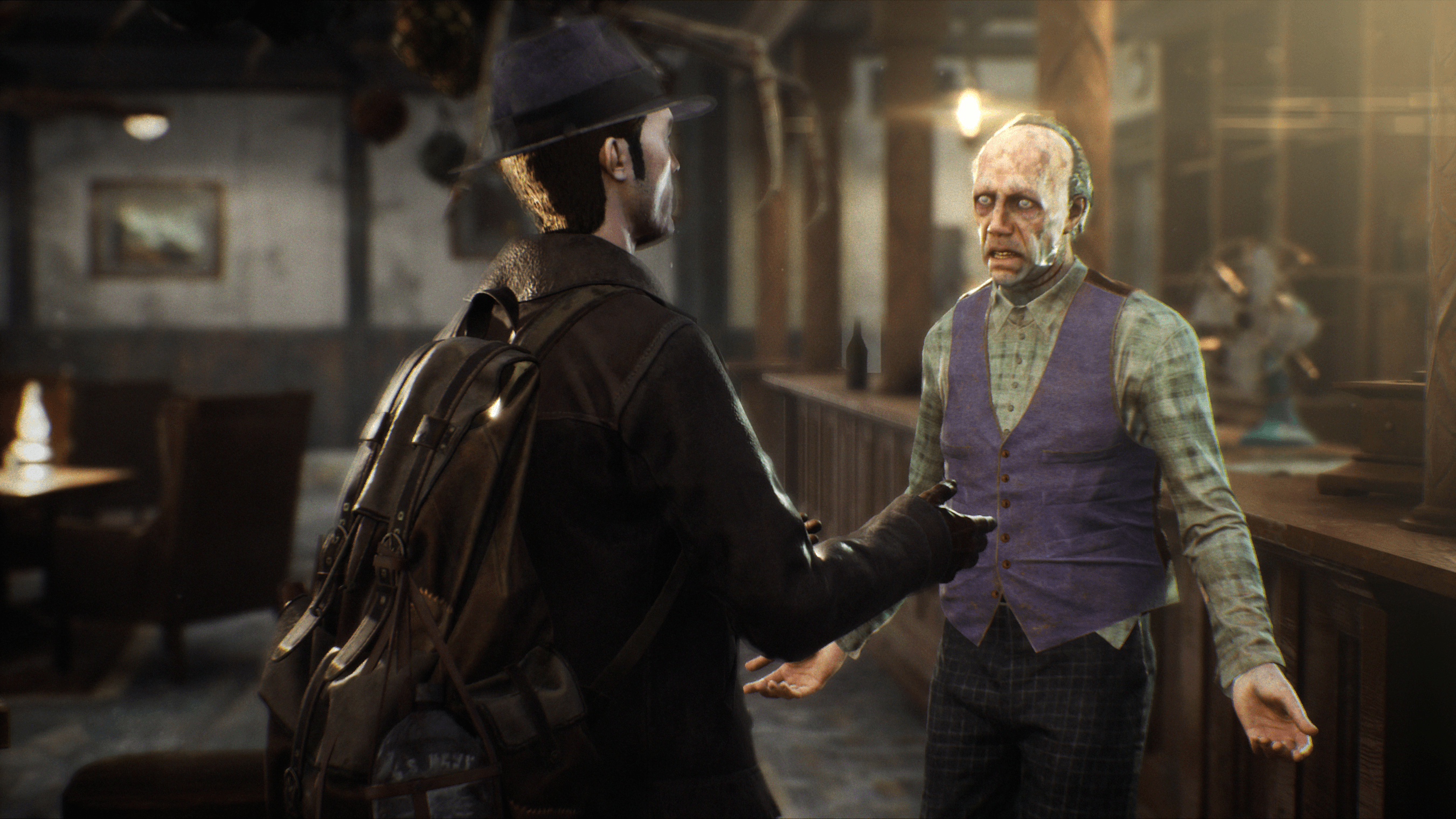 The Sinking City – &Quot;A Delicate Matter&Quot; Gameplay Trailer 9 - Hynerd.it