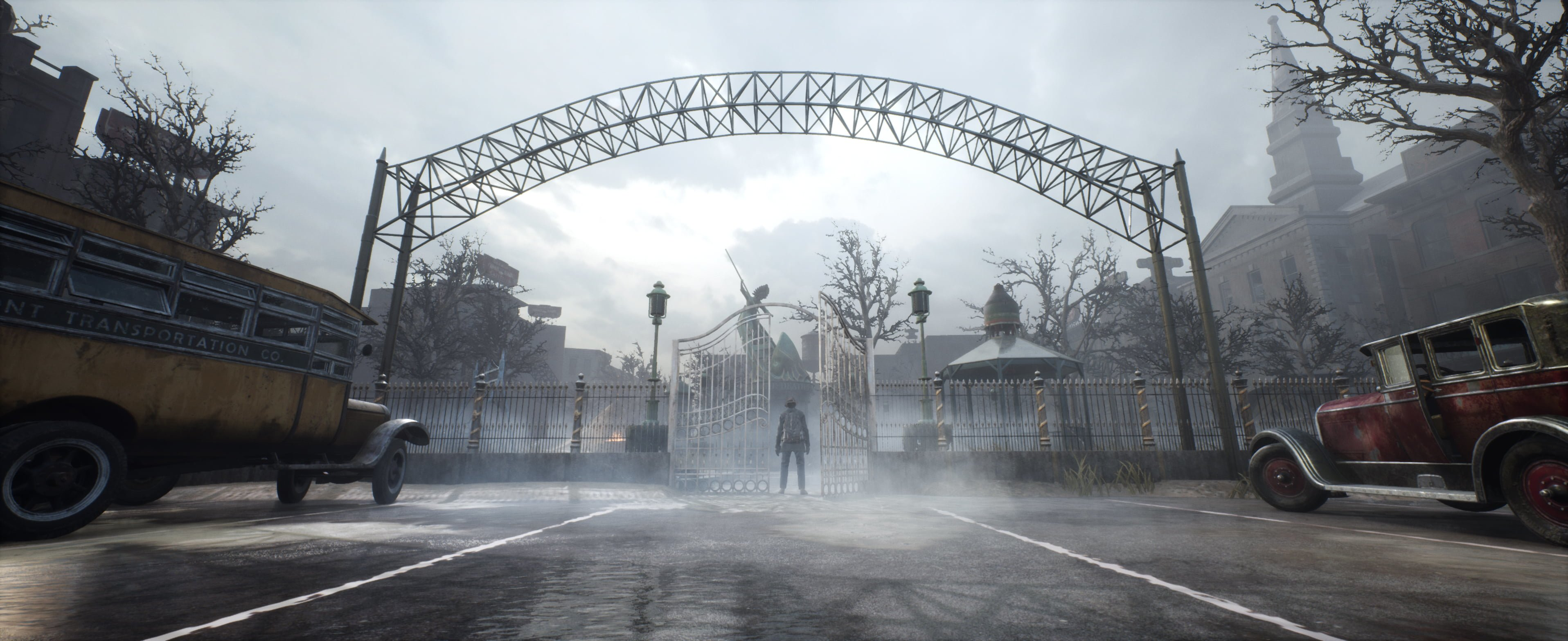 The Sinking City – &Quot;A Delicate Matter&Quot; Gameplay Trailer 8 - Hynerd.it