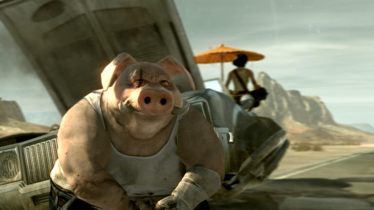 Beyond Good &Amp; Evil 2 Non Sarà Presente All'E3 2017