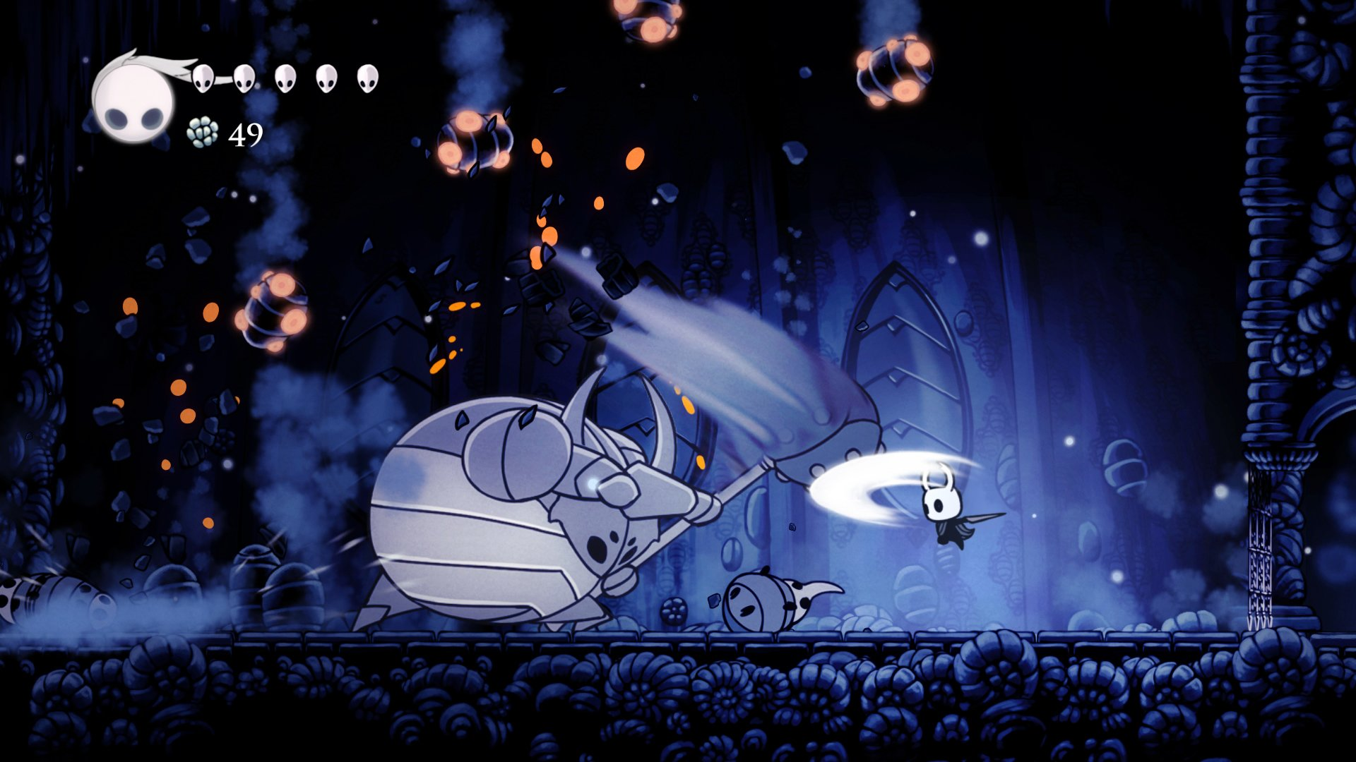 Primo Boss Di Hollow Knight